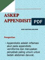 ASKEP APPENDIK