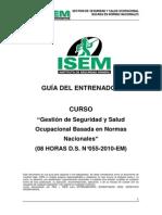 Gestion de Segruidad y Salud Basada en Normas Nacionales_guia Entrenador