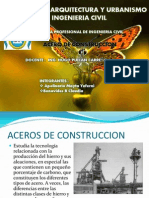Aceros de Construccion Diaposit