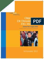 13.10.17 - ODM Uruguay 2013 [Dossier]