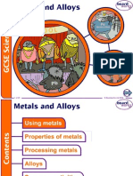 1. Metals and Alloys