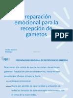 Preparacion Emocional Para La Recepcion de Gametos 2