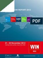 Win 2012 Post Show Report