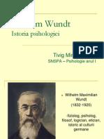 Wilhelm Wundt!