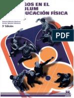 136030911 Los Juegos en El Curriculum de La Educacion Fisica