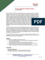Base de Datos Oracle 11g-Entonacion de Base de Datos(D50317)