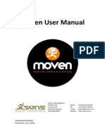 Moven User Manual