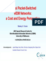 Tucker OMG12 the introduction about optical switching network