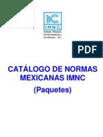 2008-12-19 CATÁLOGO DE NORMAS (paquetes) R1