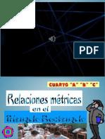 Relaciones Metricas Andres