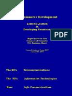 02.E-Commerce Development (Miguel de Zela)
