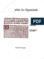 [Paul M. Lloyd] From Latin to Spanish Historical (Bookos.org)