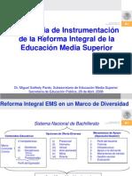 Estrategia de Instrumentacion RI