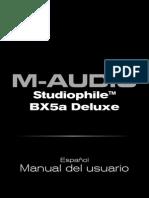 m Audio BX5a