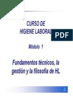 HO Mod 1  Apresentação ESPANHOL