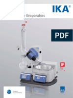 201103 RV10 Brochure Rotary-Evaporators