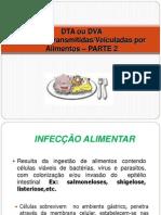 10 AULA - Doenças Veiculadas por Alimentos - PARTE 2