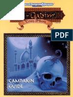 Tsr09467 - AD&D Module - FR-AQ - Cities of Bone
