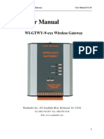 WI GTWY 9 Xxx Manual V1.18 051910