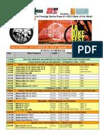 Spooky Kross Schedule 2013 v 2