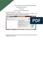 Manual de Instalación de un servidor Linux 12.1 como sistema virtual usando VirtualBox