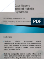 Case Report Rubella