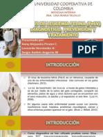 Exposicion Virus de Leucemia Felina