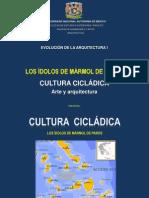 Cultura cicládica II