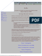 Página güeb de topografía ® - ArcBuk Introducción