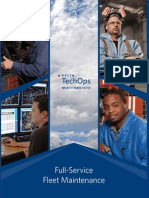 Full Service Airline Fleet Maintenance