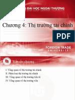Chuong 4 Thi Truong Tai Chinh
