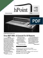SonyMXP3000-ConsoleForAllReasons