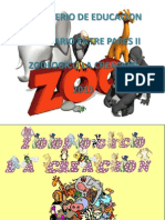 zoologico entre pares ii rb