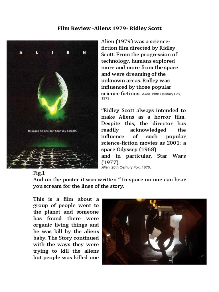 Aliens 1979