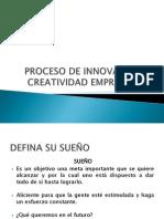Innovacion y Creatividad Empresarial