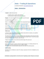 Bond Markets_Trading and Operations