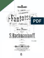 IMSLP105593-PMLP08791-Rachmaninov - 05 - Fantaisie-Tableaux 2P Ed.gutheil
