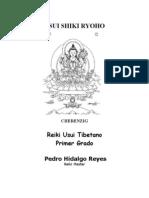 Manual Reiki Nivel 1 PHR
