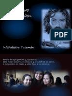 PALESTRA TUCUMÁN - El Cristiano que yo sueño
