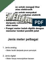 Meter Pelbagai