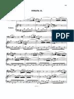 Bach - Viola Da Gamba Sonata No. 2 in D Major BWV 1028