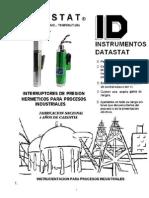 Catalogo Presion Hermetico 2013