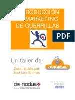 Introducción al marketing de guerrillas