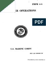 FMFM 4-4 Engineer Operations