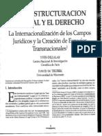INTERNACIONALIZACIÓN CAMPOS JURÍDICOS