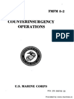 FMFM 8-2 Counterinsurgency Operations