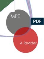 MPE Reader 2013