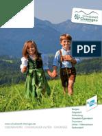 Chiemgau Reiseführer, empfohlen von Reiseführer-Buchhandlung Reise.BuchOn
