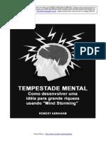 Tempestade Mental - Mind Storming Para Riquezas
