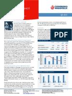 Baltimore AMERICAS MarketBeat Industrial Q32013